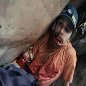 Aron's Ralston ची भूमिका करणारा James Franco
