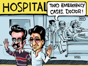 cartoons of balasaheb